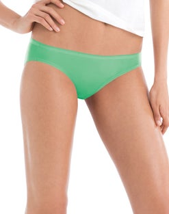 Hanes ComfortSoft Cotton Bikini Panty - Package of 6