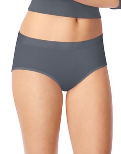 Hanes Smooth Microfiber Modern Brief - Pack of 4
