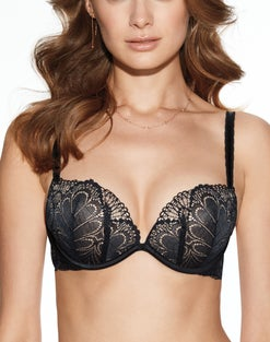 WonderBra Europe Refined Glamour Full Effect Underwire Bra
