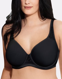 WonderBra Spacer Fabric T-Shirt Bra with Underwire