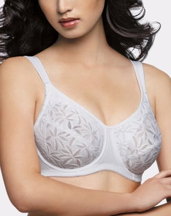 WonderBra Underwire Bra with Flex-Frame Stretch Lining